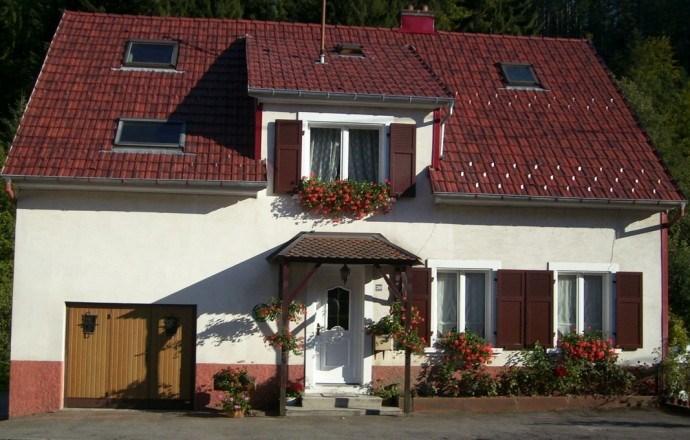 Location vacances Rimbach-près-Masevaux -  Gite - 6 personnes - Barbecue - Photo N° 1