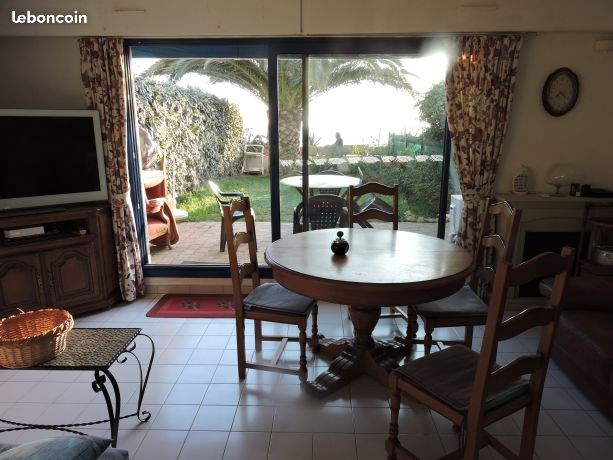 Location vacances Le Grau-du-Roi -  Appartement - 5 personnes - Barbecue - Photo N° 1