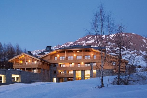 Location vacances Huez -  Appartement - 6 personnes - Balcon - Photo N° 1