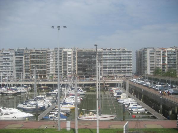 appartement magnifique, vue sur port.
