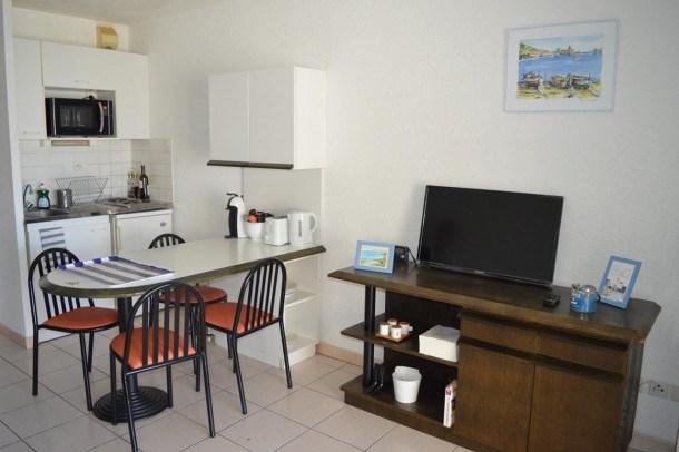 Location vacances Banyuls-sur-Mer -  Appartement - 4 personnes - Télévision - Photo N° 1