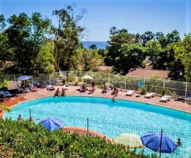 Location vacances Sari-Solenzara -  Maison - 4 personnes - Télévision - Photo N° 1