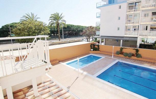 Location vacances Malgrat de Mar -  Appartement - 6 personnes - Télévision - Photo N° 1