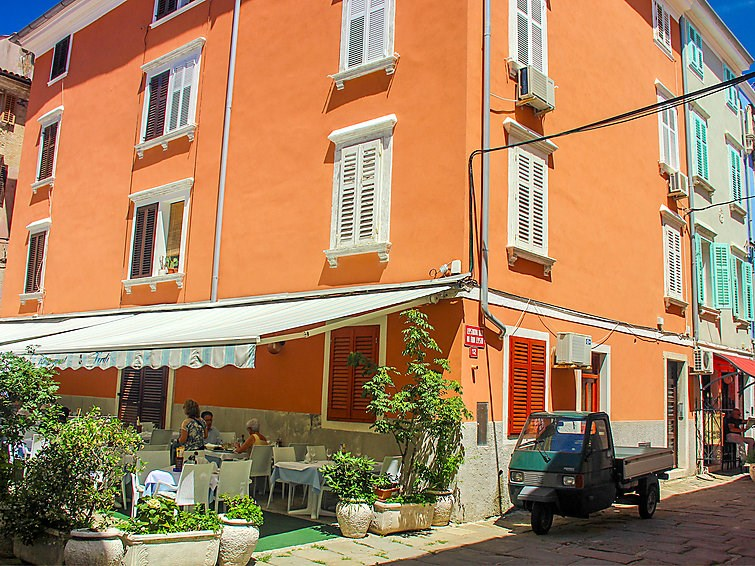 Appartement pour 2 personnes à Piran