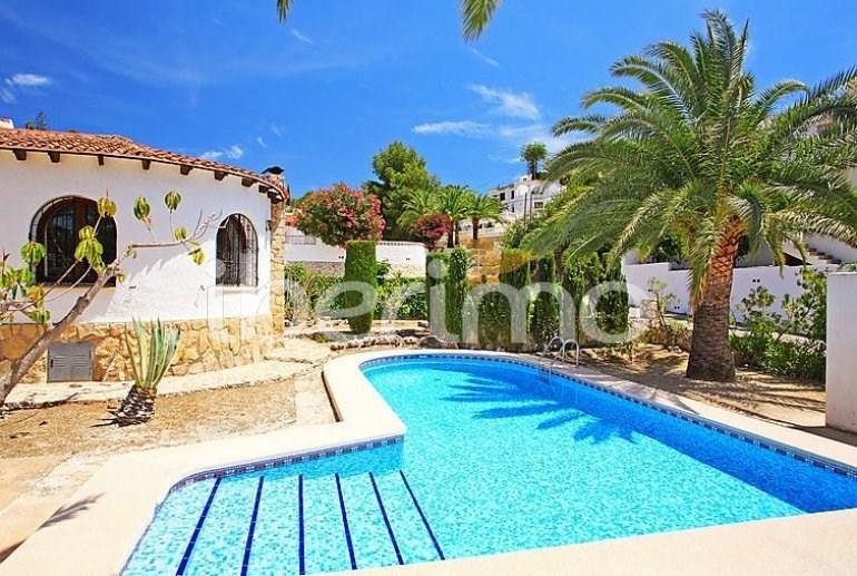 Villa à Benissa pour 4 personnes - 2 chambres