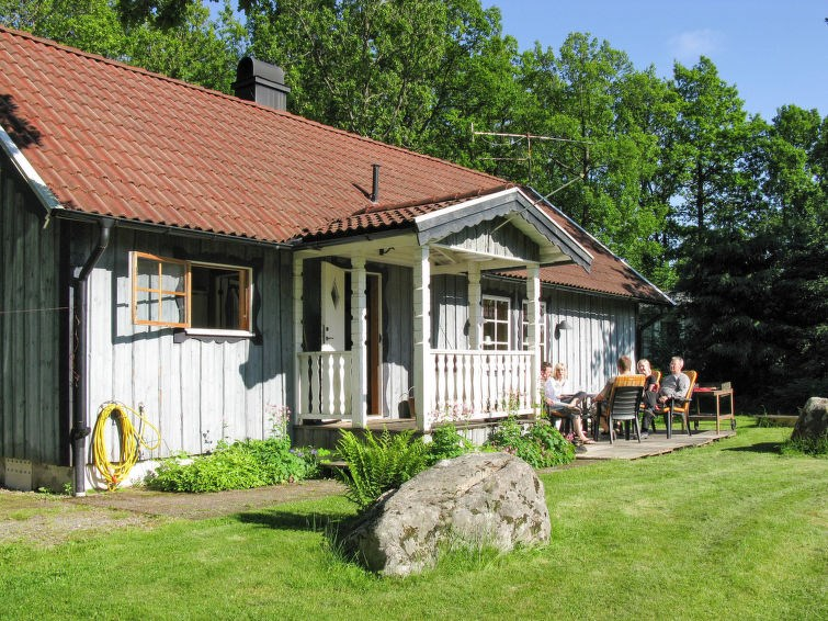 Maison pour 8 à Östra Frölunda