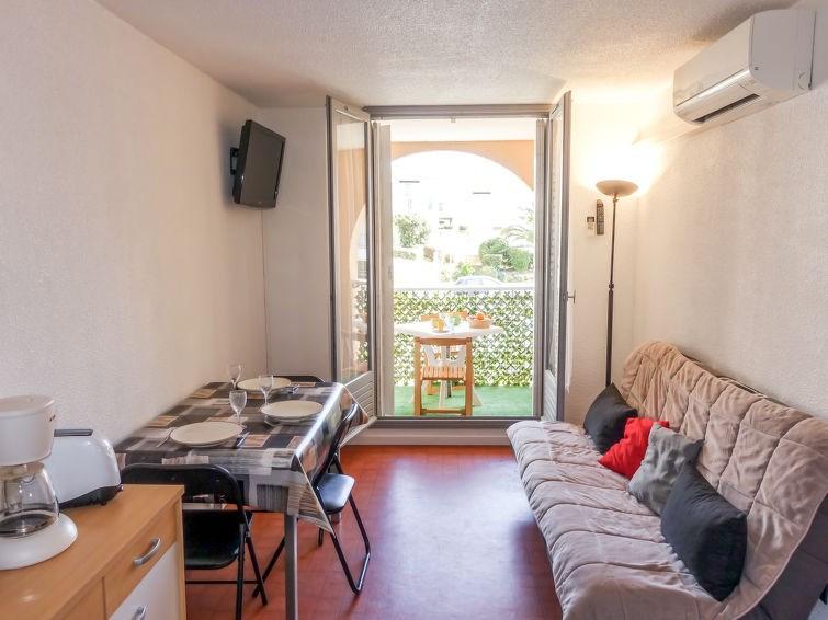 Location vacances Agde -  Appartement - 4 personnes -  - Photo N° 1