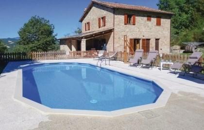 Location vacances Urbino -  Maison - 10 personnes - Télévision - Photo N° 1