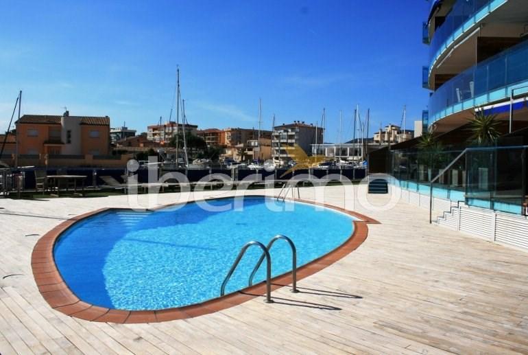 Appartement avec piscine à Rosas pour 5 personnes - 2 chambres