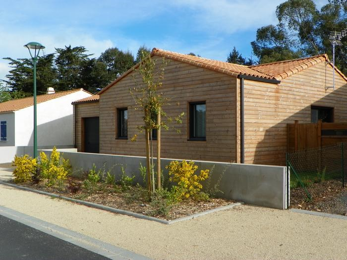 Holiday rentals Longeville-sur-Mer - House - 4 persons - BBQ - Photo N° 1