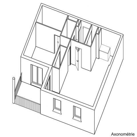 Sept colines 2 pièces 46.3 m² - Nîmes (30900)-2
