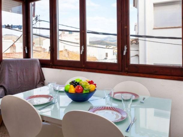Location vacances Llançà -  Appartement - 4 personnes - Télévision - Photo N° 1