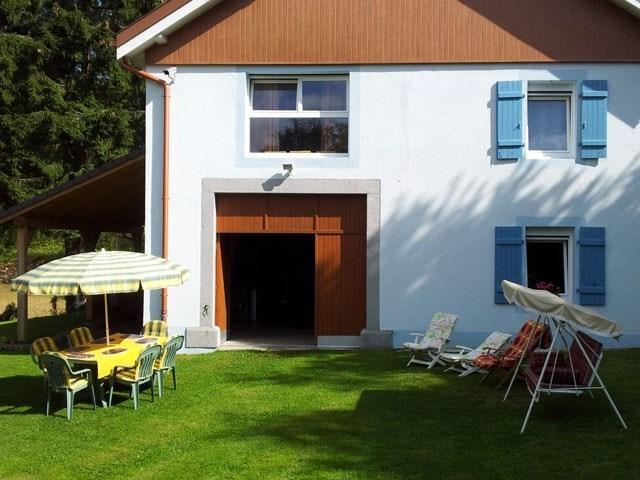 Location vacances Granges-sur-Vologne -  Maison - 6 personnes - Barbecue - Photo N° 1