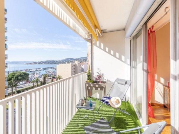 Location vacances Sainte-Maxime -  Appartement - 3 personnes - Télévision - Photo N° 1
