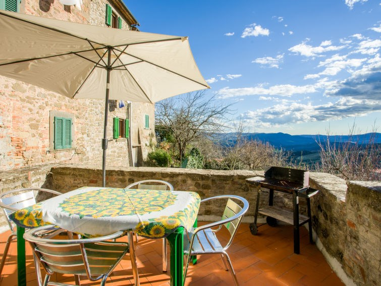 Location vacances Montecatini Val di Cecina -  Appartement - 7 personnes -  - Photo N° 1