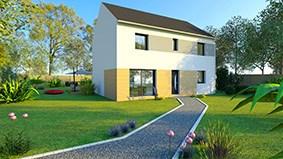 Maison  5 pièces + Terrain 360 m² Osny par MAISONS SESAME