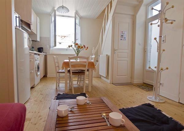 Location vacances Les Sables-d'Olonne -  Maison - 4 personnes - Micro-onde - Photo N° 1