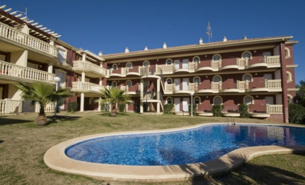 Location vacances Alcalà de Xivert -  Appartement - 6 personnes - Salle à manger - Photo N° 1