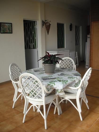 Location vacances Le Morne-Vert -  Appartement - 2 personnes - Barbecue - Photo N° 1