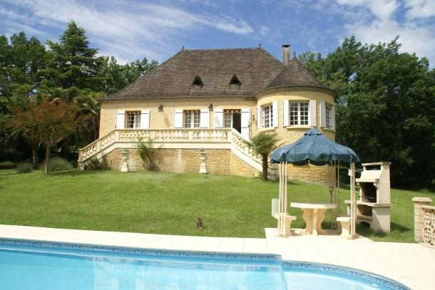 Location vacances Couze-et-Saint-Front -  Maison - 6 personnes - Barbecue - Photo N° 1