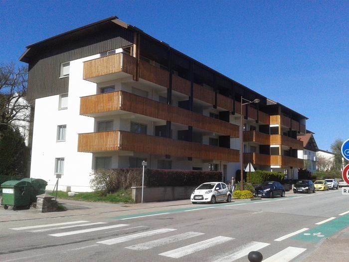 Ferienwohnungen Gérardmer - Wohnung - 2 Personen - Fernseher - Foto Nr. 1