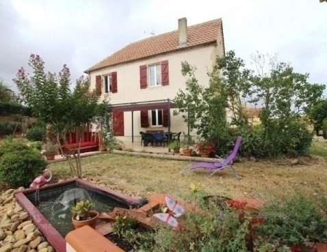 Location vacances Aydie -  Maison - 5 personnes - Barbecue - Photo N° 1