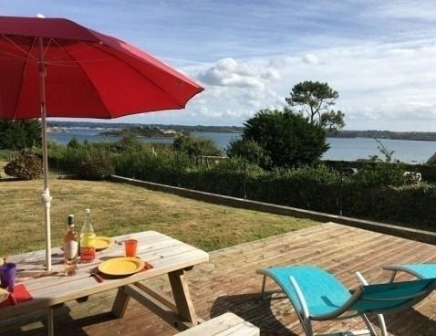 Location vacances Roscanvel -  Maison - 6 personnes - Barbecue - Photo N° 1