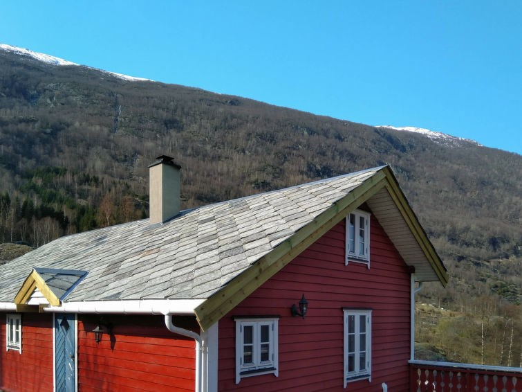 Maison pour 6 à Arnafjord