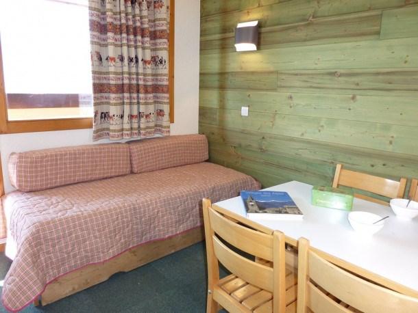 Location vacances La Léchère -  Appartement - 4 personnes - Télévision - Photo N° 1