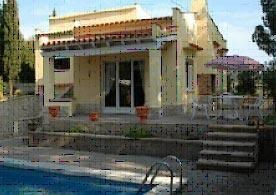 Villa pour 6 personnes siuée à environ 1 km de Lloret de Mar