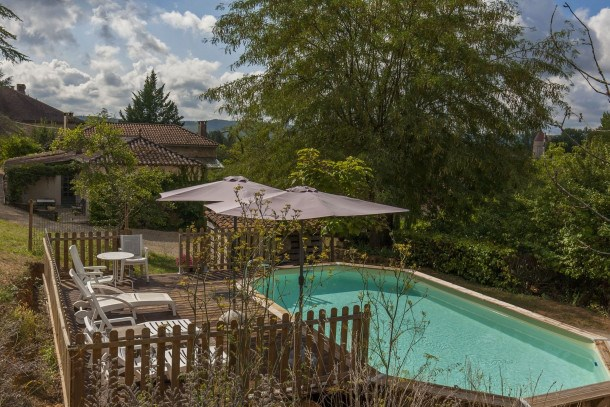 Location vacances Puy-l'Évêque -  Maison - 4 personnes - Barbecue - Photo N° 1