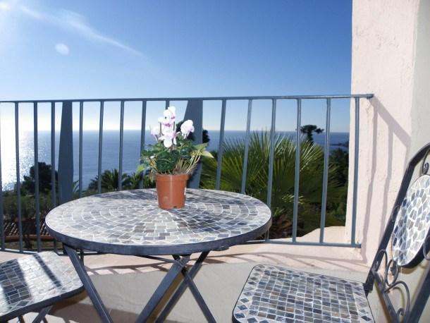 Location vacances Théoule-sur-Mer -  Appartement - 2 personnes - Terrasse - Photo N° 1