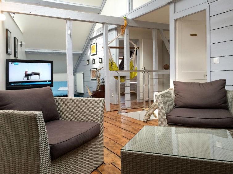 Location vacances Fécamp -  Appartement - 6 personnes -  - Photo N° 1
