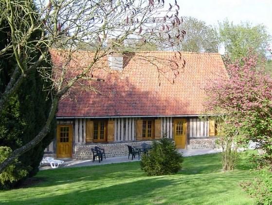 Maison Normande à dix kms de la mer - Hautot-l'Auvray