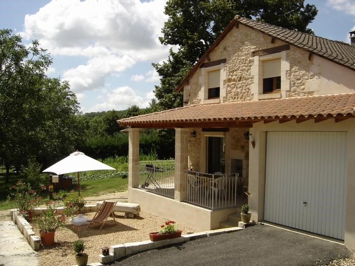 Holiday rentals Milhac-de-Nontron - House - 5 persons - BBQ - Photo N° 1