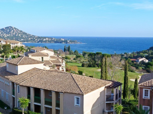 Cap Esterel village : 3 pièces mer calme - 13la