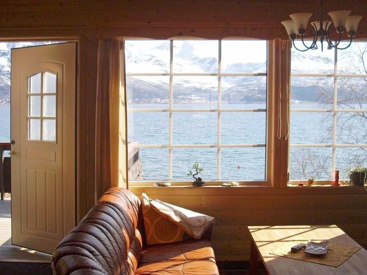 Maison pour 4 personnes à Hamnvik
