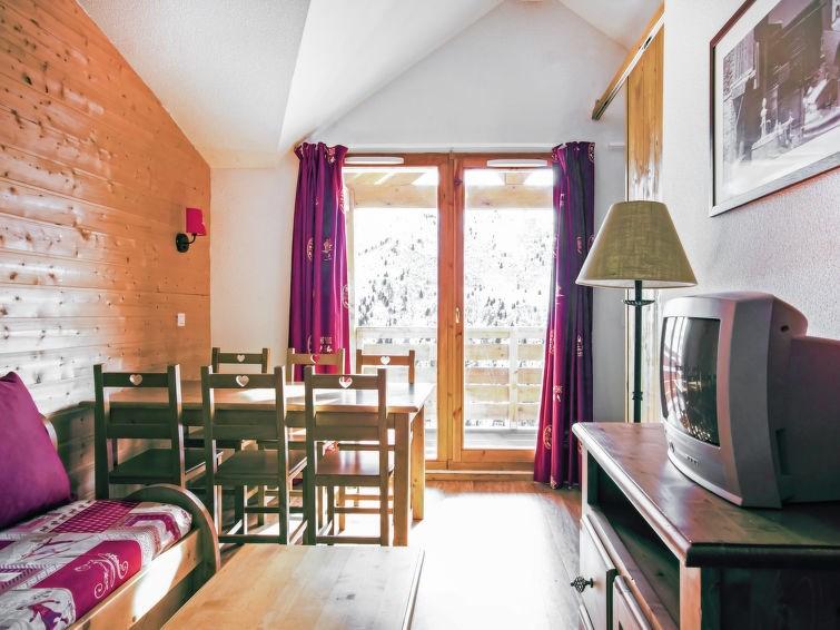 Appartement pour 3 personnes à Valmeinier