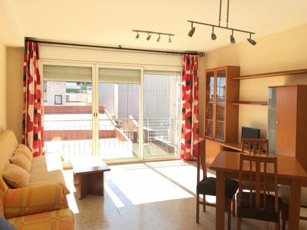 Location vacances Blanes -  Appartement - 3 personnes - Télévision - Photo N° 1