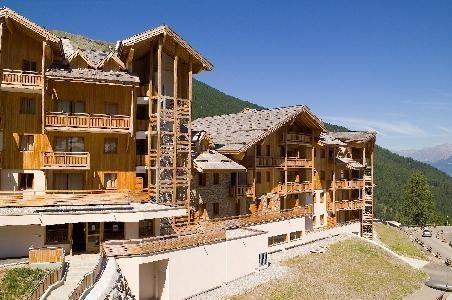 Résidence Le Balcon des Airelles- appartement duplex-cabine-BCT-