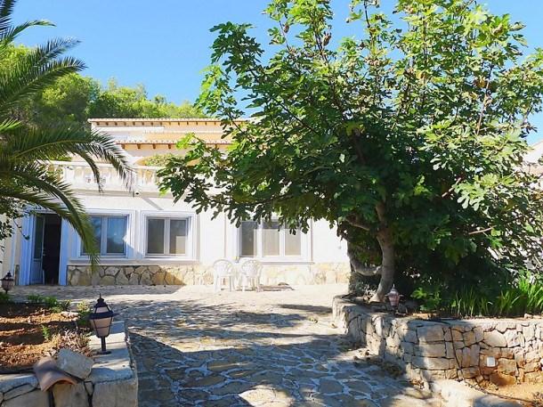 Location vacances Benissa -  Maison - 4 personnes - Télévision - Photo N° 1