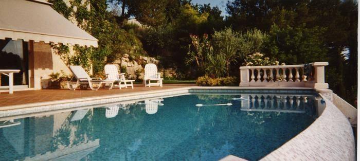 Villa pour 7 pers. avec piscine privée, Nice
