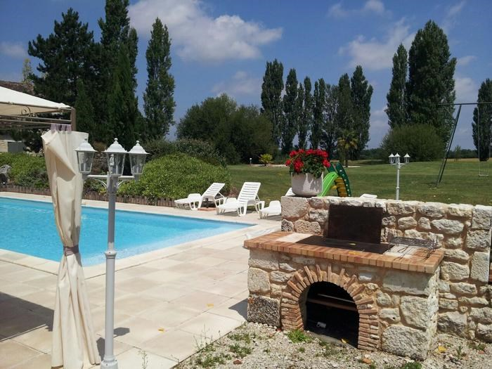 Location vacances Montaut -  Maison - 6 personnes - Barbecue - Photo N° 1