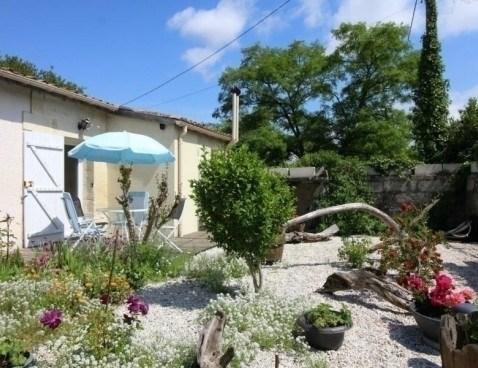 Location vacances Jau-Dignac-et-Loirac -  Maison - 2 personnes - Barbecue - Photo N° 1