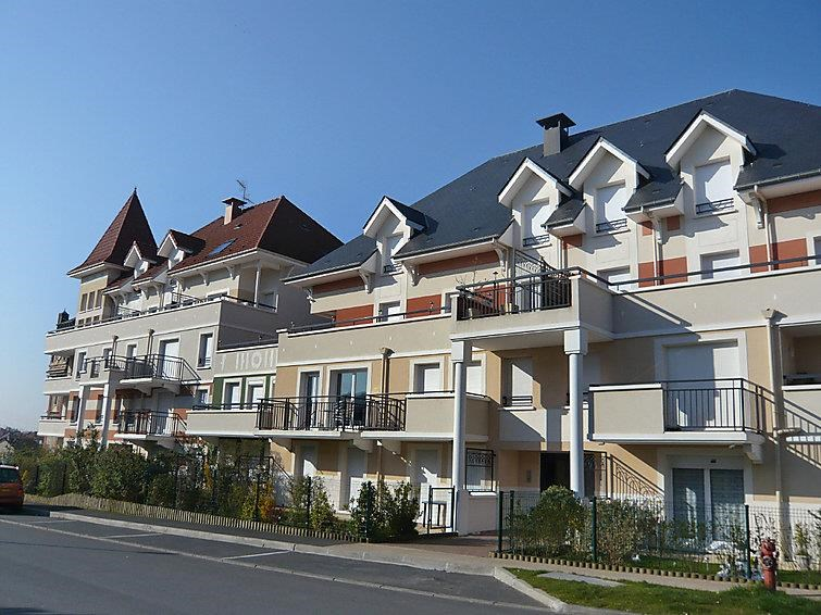 Location vacances Dives-sur-Mer -  Appartement - 4 personnes - Télévision - Photo N° 1