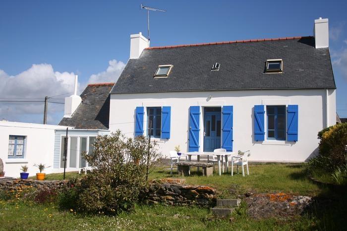 Location vacances Plozévet -  Maison - 6 personnes - Barbecue - Photo N° 1