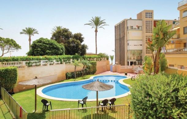 Location vacances el Campello -  Appartement - 5 personnes - Jardin - Photo N° 1