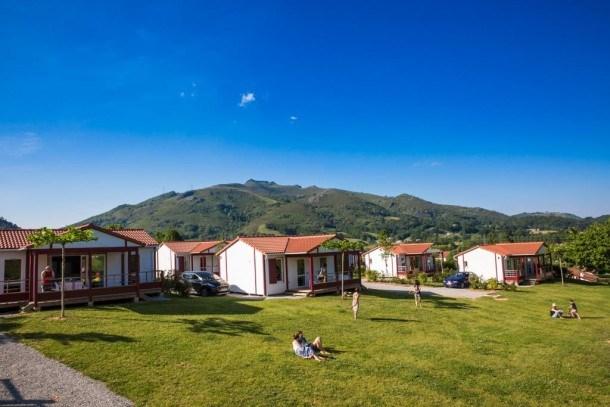 Larlapean - Hotellerie de Plein Air - Chalet LARLA 55.30m² - 3 chambres