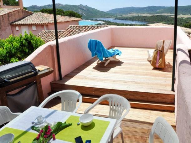 Location vacances Porto-Vecchio -  Appartement - 6 personnes - Barbecue - Photo N° 1