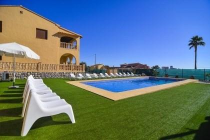 Villa OL Amba - Villa avec piscine privée à Calpe, située à 1,2 km de la plage la plus grande.